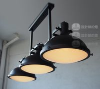 RH Loft Vintage Retro American Industrial Style 3 Heads Pendant Lights Bar Counter Restaurant Light Fixture Decorative Luminiare
