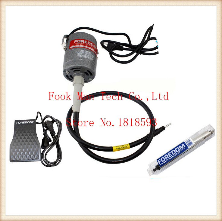 цена на FREE SHIPPING polishing motor ,dental equipment tools cc30 flexible shaft 110v