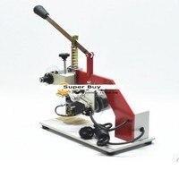 Instrukcja maszyna maszyna tłoczenie folią na gorąco numeracja Data Druku Maszyna z 0-9 numery 3 zestawów