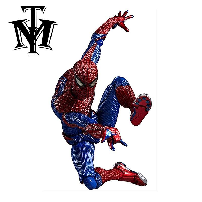 1098 40 De Réductionincroyable Super Héros Spiderman Enfants Mobile Film Dessin Animé Garçon Figurine Modèle Jouet Enfant Anime Spider Man