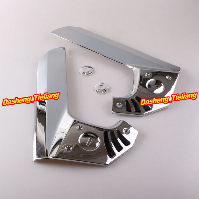 Fairing Frame Covers for Honda Goldwing GL1800 2001 2011 Decoration Boky Kits Parts Accessories Chrome Brand