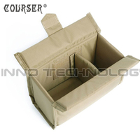 COURSERR Professionele Camera/Video Tassen Vouwwand Padded Camera Bag Insert DSLR Divider Bescherming Case B34