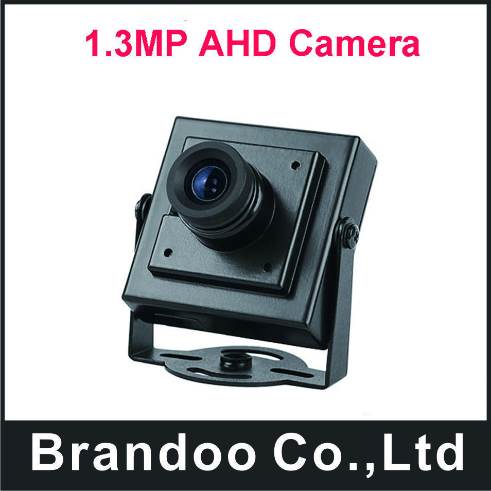 1.3m pixel AHD camera with Pal TV mode,works with 720P MDVR perfectly