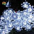 2017 2-5 Novelty Lotus Holiday Decoration String Lights For Festival Birthday Hotels Bars Decor. Lightings lotus led-lamper 2016