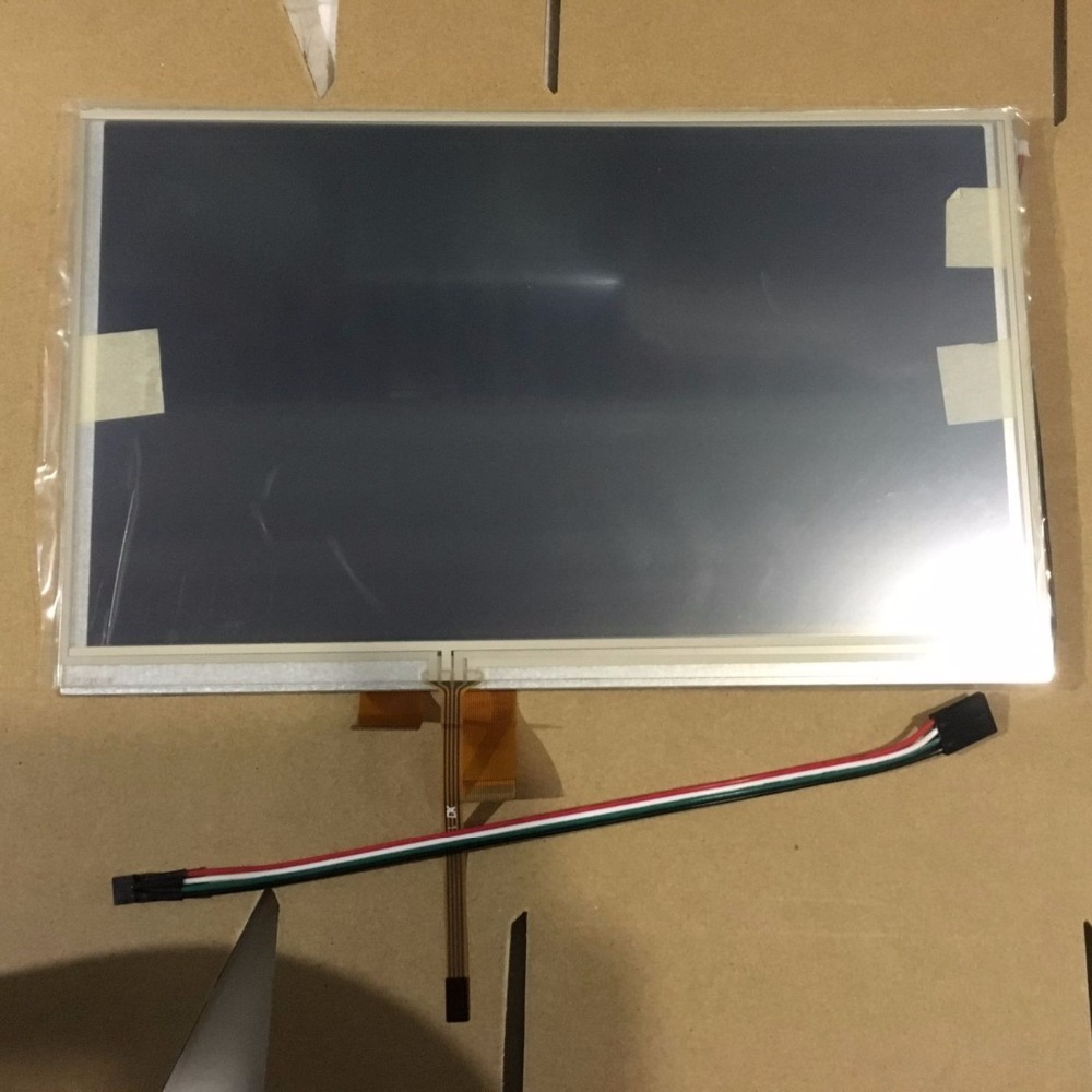 """10.1/"""" inch LCD display screen for AUO A101VW01 V3 V.3 LCD panel 800*480"""