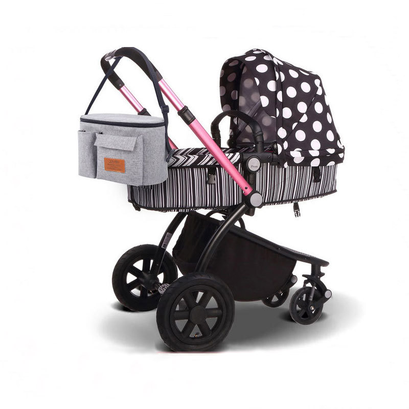 HTB1DaXuuqQoBKNjSZJnq6yw9VXa0 Diaper Bag Baby Stroller Organizer Hanging Nappy Bag Large Capacity Travel Backpack Pram Buggy Cart Waterproof Maternity Bag