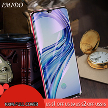 IMIDO Full Cover Anti Blue Tempered Glass for VIVO Z1 Z1i Z3 Z3i Anti-Blue Screen Protector I Protective Film