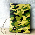 3D camouflage military fans passport holder passport cover sets of documents - travel abroad, study abroad necessary