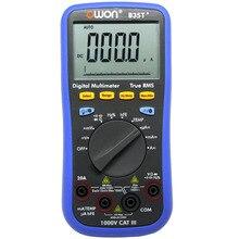 OWON B35T + 3 en 1 de verdadero VALOR EFICAZ multímetro datalogger de temperatura probador de grabación Bluetooth 4.0 Android