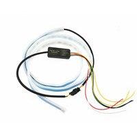 LED Dynamic Streamer Brake Turn Signal Reverse Leds Signal Lamp For Volkswagen VW Polo Jetta Golf 4 5 6 7 Jetta CC Passat B6 B5
