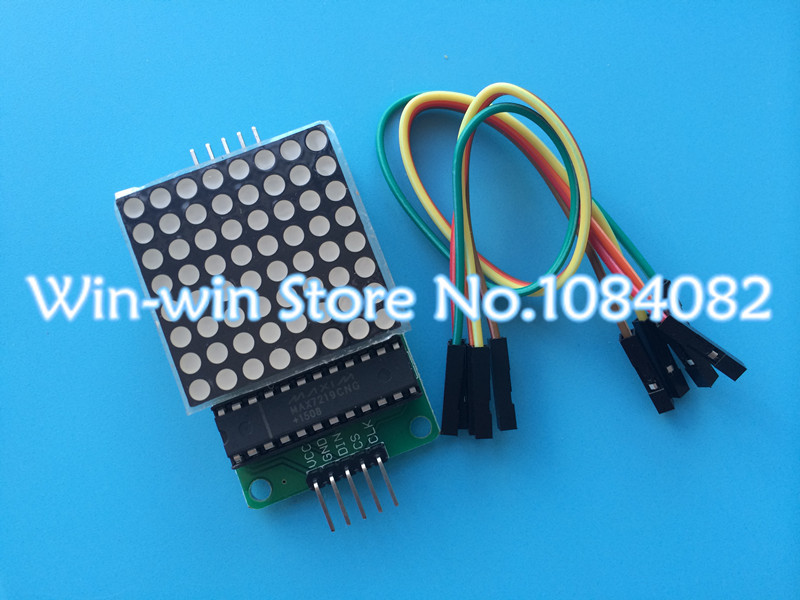 top 10 max7219 dot matrix control led brands and get free
