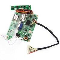 VGA DVI M R2261 M RT2281 LCD LED Controller Driver Board For LTN160AT02 N156B3 L0B LP156WH1