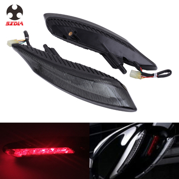 Motorcycle Accessories Parts LED Tail light Turn Signal Rear Brake Lamp For Ducati Diavel 2011-2015 Carbon 2013 2014 2015
