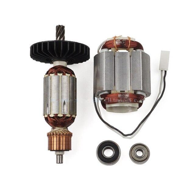 220V/240V Anker Rotor Anker Stator Veld Motor Vervanging Voor Makita HR2800 HR2810 HR2811FT HR2811F Elektrische Hamer
