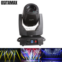 17R 350W Beam Spot Wash Moving Head Light Lyre Beam Sharpy Light for Party Concert Bar Disco Stage Professional Moving
