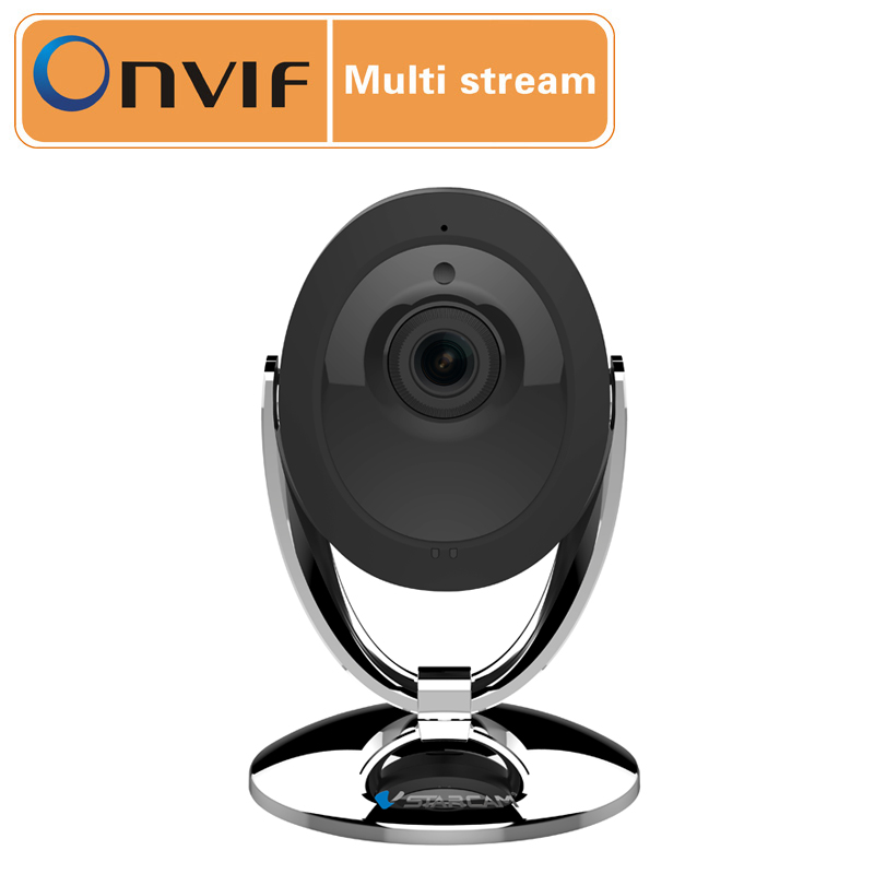 Wifi <font><b>IP</b></font> Camera 720p mini cube Onvif 2.4 wireless network camera smart home security system image