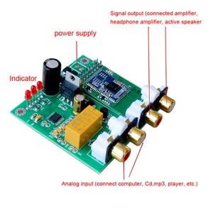 Image 2 - CSR8675 Bluetooth 5.0 APTX HD hifi מגבר מפענח DAC מקלט תמיכה אנלוגי קלט פלט APTX APTX HD פענוח G1 001