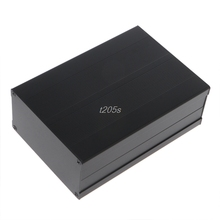 150x155x55mm DIY Aluminum Enclosure Case Electronic Project PCB Instrument Box Q16 Dropship