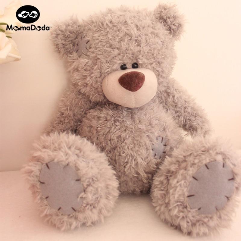 1pcs New Kawaii Small Teddy Bears Plush Soft Toys Pearl Velvet 100%...
