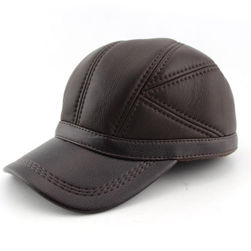 BFDADI Високоякісна шапка зі штучної - Аксесуари для одягу - фото 2