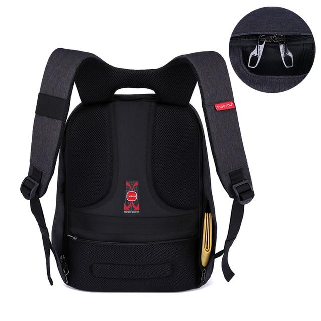 Tigernu Brand Anti Theft Design Men Backpack Notebook Backpack Women 14 15.6 Inch Backpack Leisure Travel Mochila Feminina 4