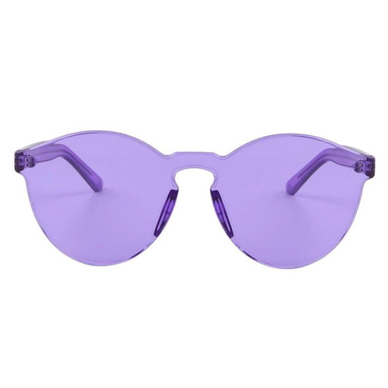 HTB1DabHOVXXXXa3XpXXq6xXFXXX0 - Fashion Women Flat Sunglasses Luxury Brand Designer Sun glasses Integrated Eyewear Candy Color UV400 de sol feminino