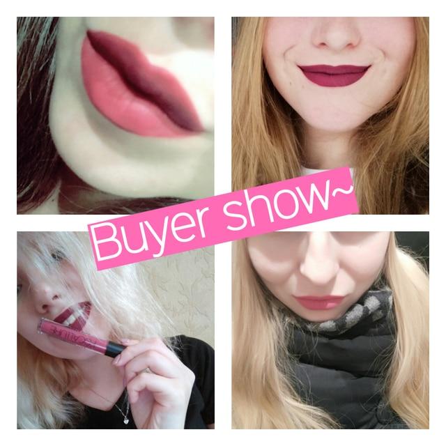FOCALLURE Matte Liquid Lipstick  1