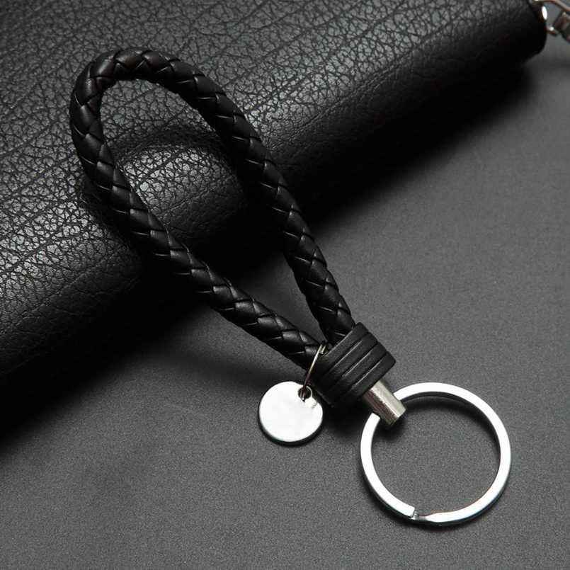 แฟชั่นหนังรถพวงกุญแจพวงกุญแจพวงกุญแจพวงกุญแจพวงกุญแจผู้ชายผู้หญิงสำหรับMercedes-Benzออดี้VWโปโลกอล์ฟToyota Kia OPEL