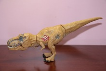 Jurassic World Bashers Biters Tyrannosaurus Rex Loose figure Kids font b Toys b font