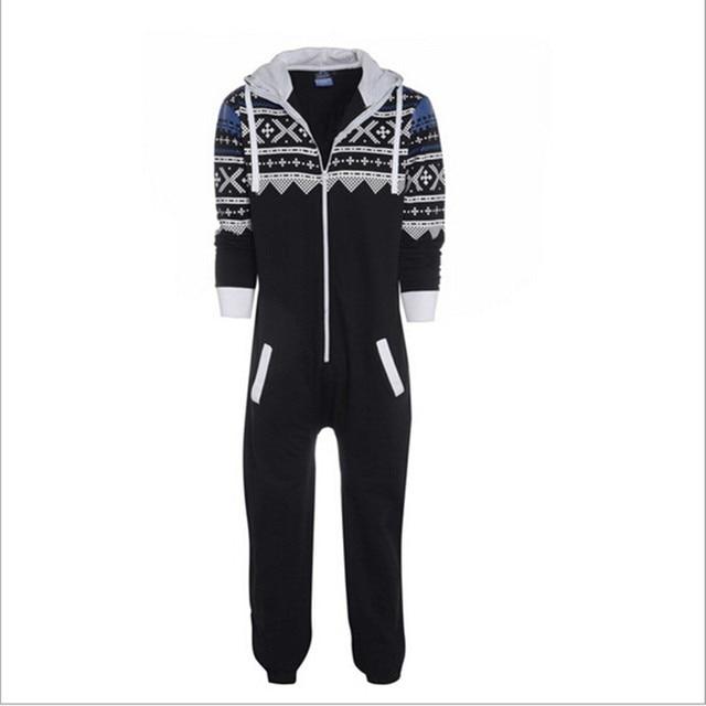 bf779b75bced plus size s 2xl New Unisex Pyjamas Adult Pajamas Onesie Mens women ...
