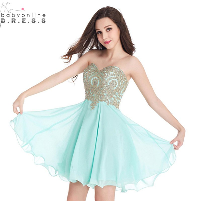 Online Get Cheap Prom Short Dresses -Aliexpress.com | Alibaba Group