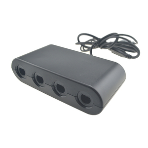 Image 2 - 2 In 1 GameCube Controller Adapter Converter For Wii U PC For WiiU For Nintend Switch For NS