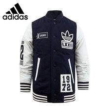 Original Adidas Originals VARSITY SST Men's Warm Jacket Sportswear