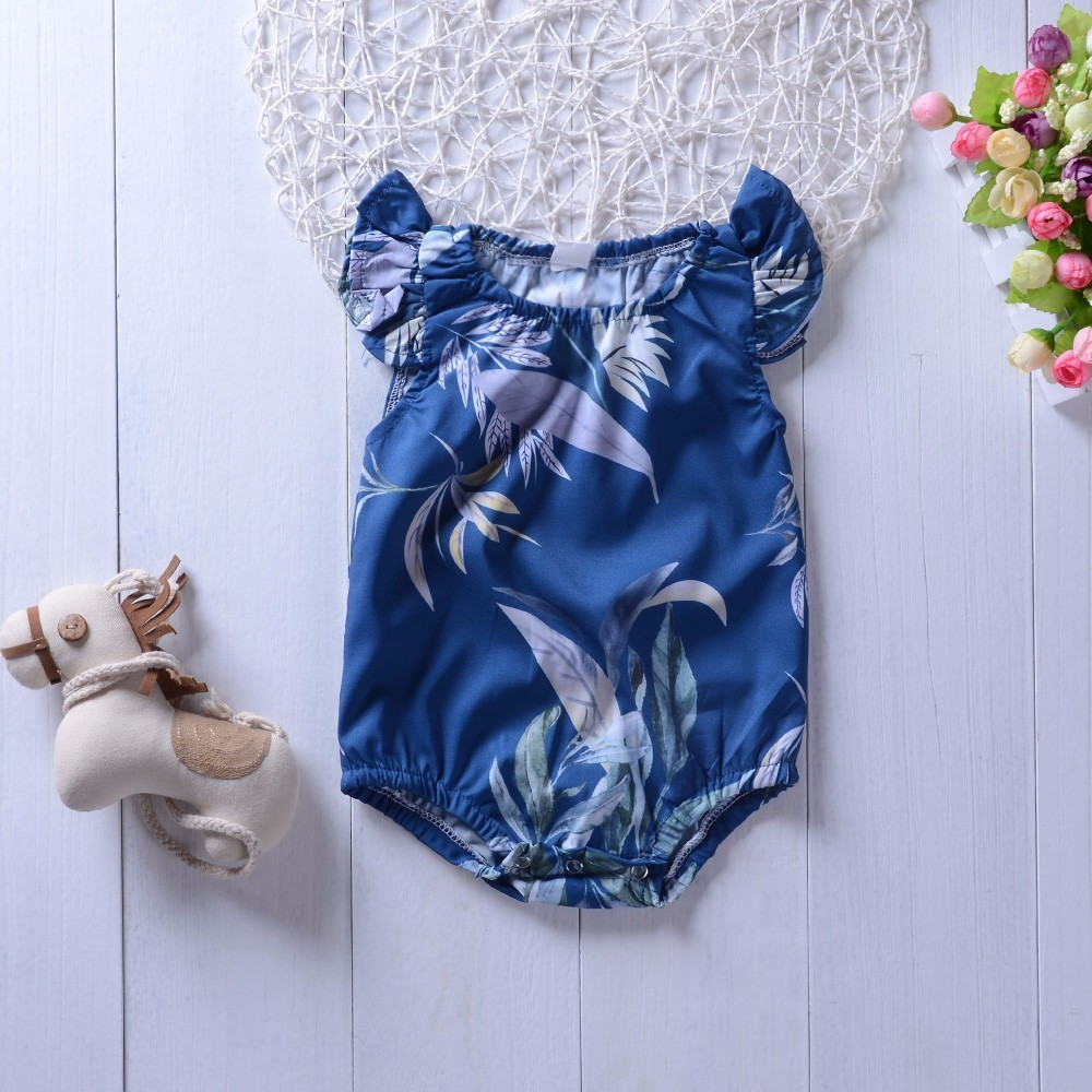 Rompers, Summer, Cotton, Beach, Girl, For