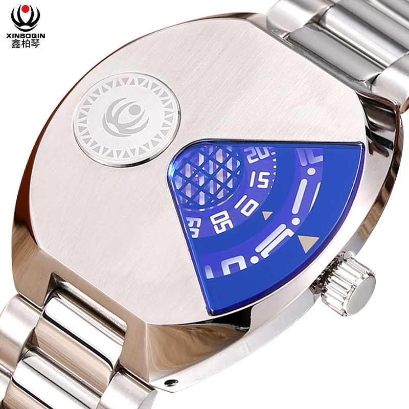 New Creative Design Quartz Watch Men Casual Fashion Stylish Male Gift Wrist Watch Vintage Timepieces relogio masculino