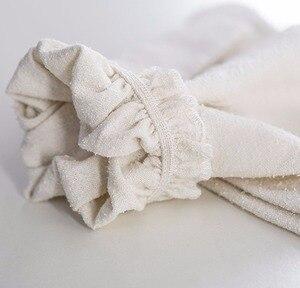 Image 4 - Перчатки Garshana, сырые шелковые сухие массажные перчатки, аюрведические массажные перчатки, спа перчатки
