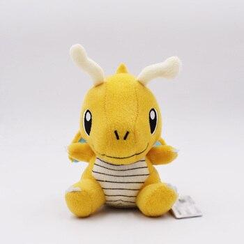 Аниме игрушка Покемон Драгонайт 17 см