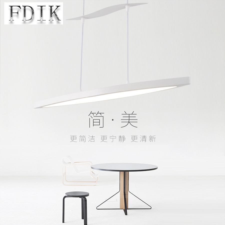 Big Sailboat LED Pendant Lamp Dimmable Post modern Simplicity Hanging light Living room Dining Pendant lights No flicker lamps lican dining living room modern led pendant light 3 heads aluminum hanging lamps home deco led pendant lamp brightness dimmable
