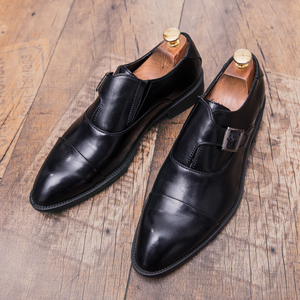 Image 4 - ZIMNIE Men Dress Shoes Formal Business Work Shoes Soft Genuine Leather Pointed Toe Shoes For Men Mens Oxford Flats Size 38 47