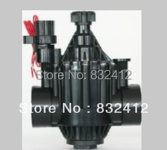 For Pvc 2 Quot Solenoid Controlled Valve 24v Ac Normally