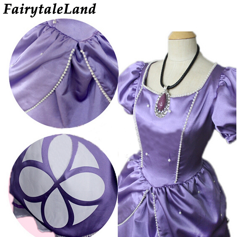 fa3c23497 princess sofia dress Sofia the First Princess sofia Cosplay Costume for  Adults Halloween costumes birthday fancy Sofia dress on Aliexpress.com |  Alibaba ...