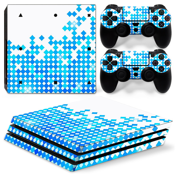 Cute Design Customized for PS4 PRO decal skin sticker