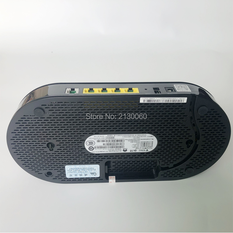Free Shipping HS8145V Huawei Gpon Onu Ont English Firmware FTTH Mode Termina Fiber Optic Network Router