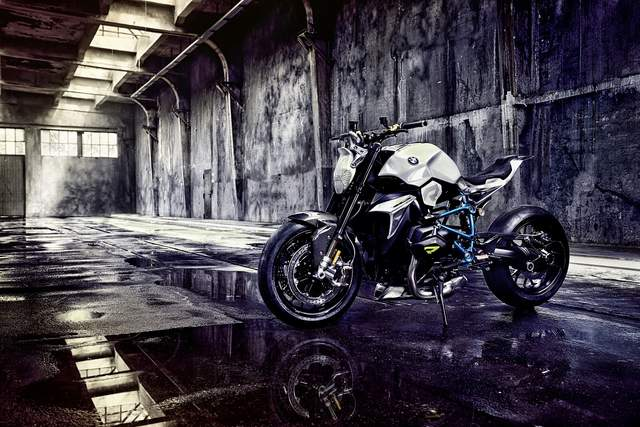 Us 7 19 42 Off Motorcycle Concept Roadster Pmd027 Fabric Poster Custom Print For Wall Decor Room Home Decoration Frame Available In Painting