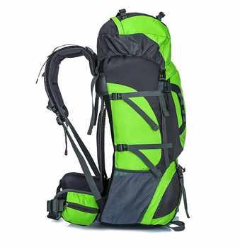 80L Large Backpack Waterproof outdoor Travel Bags Camping Hiking Climbing Backpacks Waterproof Rucksack Sport bag