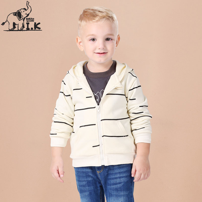 Осень 2017 г. Весна новое поступление для маленьких мальчиков теплая куртка детская верхняя одежда модные детские хлопковые брендовые белые ...