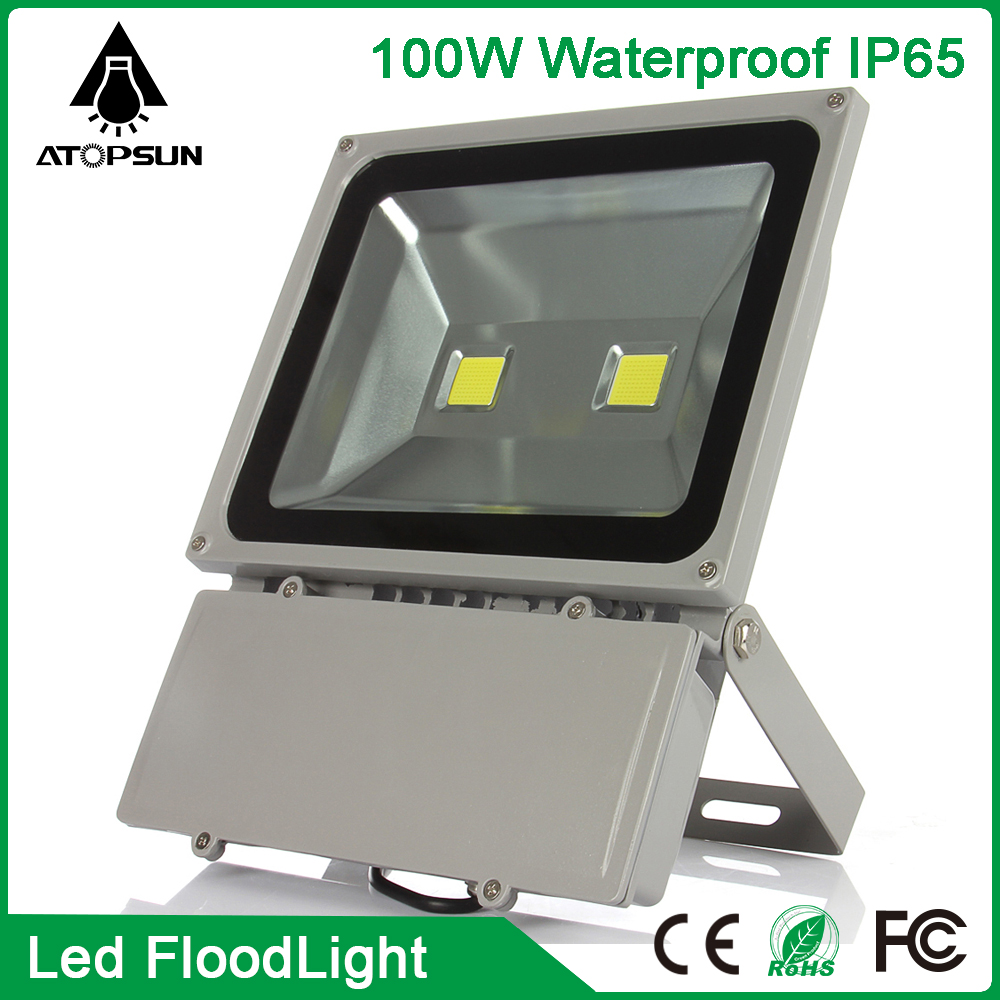 Waterproof 100W Outdoor led flood light floodlight Lighting Led Lamp Spotlight Warm White Cool White Flood Light led lighting