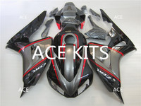 ACE KITS New ABS Injection Fairings Kit Fit For HONDA CBR1000RR 2006 2007 CBR1000RR 06 07 black A87