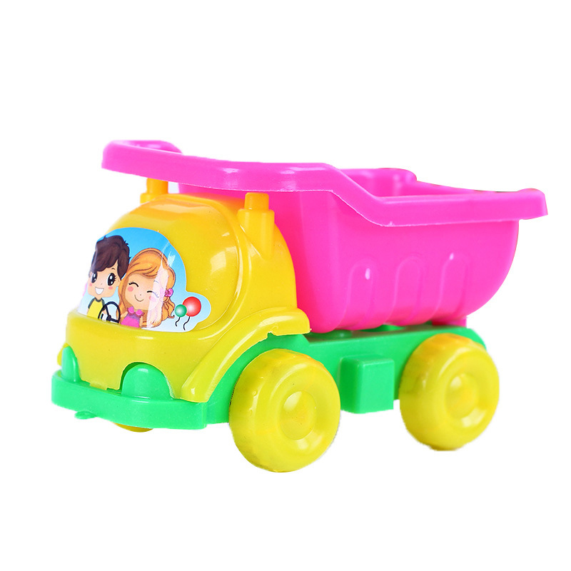 Children's ATV Toy Set Medium 14cm Baby Play Digging Shovel Tools Hot Girl Playing Water Toys Children's Gifts