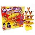 Забавные обучающие игрушки для детей  с мышкой  сыром  башней
